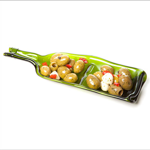 Olive and Pips Bottle Dish