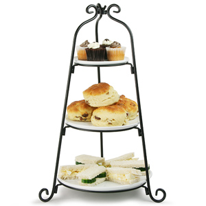Image of Dema Simplicity 3 Tier Cake Stand