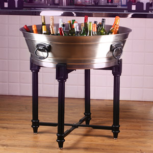 The Font Round Beverage Tub