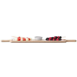 LSA Paddle Duo Serving Set & Oak Paddle