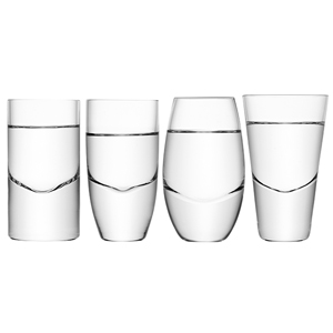 LSA Lulu Vodka Glass Set
