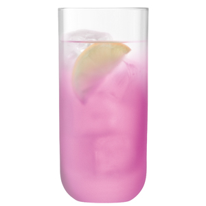LSA Haze Hiball Glasses Blush 14oz / 400ml