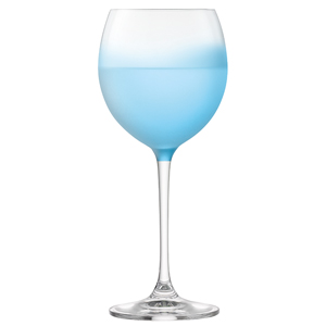 LSA Haze Wine Glasses Sky 14oz / 400ml