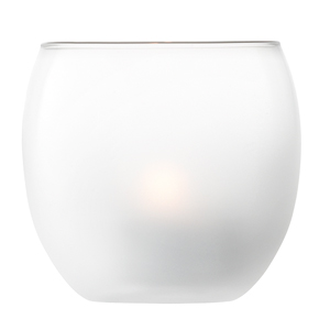 LSA Haze Tealight Holders Cloud