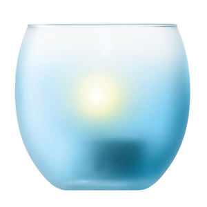 LSA Haze Tealight Holders Sky