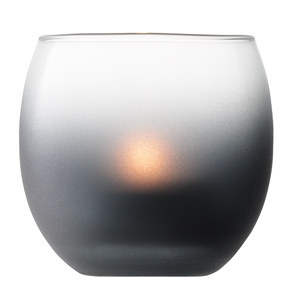 LSA Haze Tealight Holders Smoke