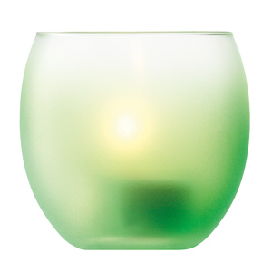 LSA Haze Tealight Holders Apple