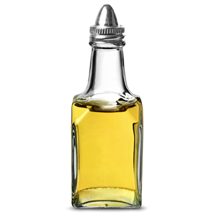 Square Vinegar & Oil Dispenser 5oz / 140ml