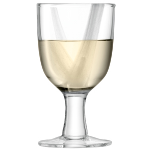 LSA Cirro Wine Glasses White 10.5oz / 300ml
