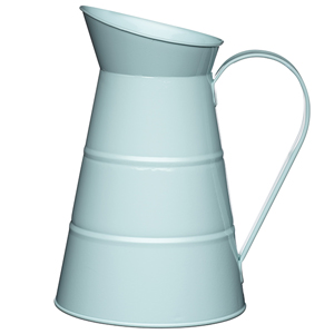 Living Nostalgia Water Jug Vintage Blue 81oz / 2.3ltr