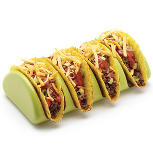 World of Flavours Mexican Ceramic Taco Holder