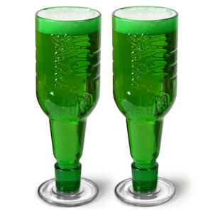 Grolsch Beer Bottle Goblets 14oz / 400ml