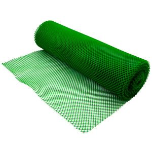 Sani-Dry Shelf Liner 10mtr Green