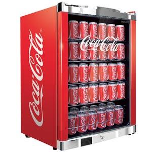 Coca Cola Undercounter Fridge