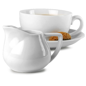 Royal Genware Contemporary Milk Jug 4.9oz / 140ml