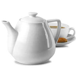 Royal Genware Contemporary Teapot 32.4oz / 920ml