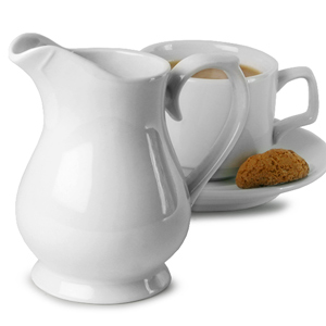 Royal Genware Traditional Serving Jug 10oz / 280ml