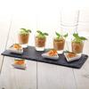 9 Piece Slate Appetiser Gift Set
