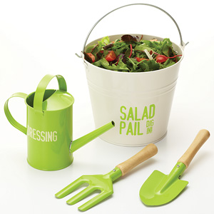 Kitsch'n'Fun 'Dig In' Salad Set