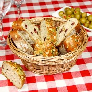 Handwoven Willow Basket Round 9 x 3inch