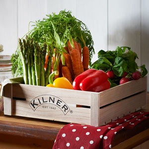 Kilner Wooden Crate