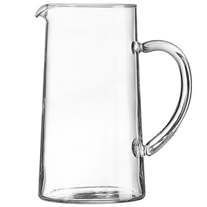 Classique Glass Jugs 4575oz 13ltr Pack Of 6