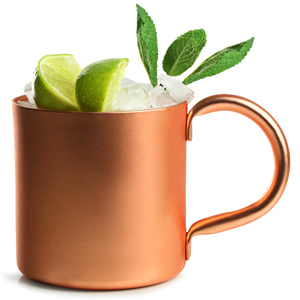 Urban Bar Moscow Mule Copper Mug 13.2oz / 370ml