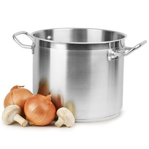 Stainless Steel Stockpot 8ltr