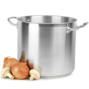 Stainless Steel Stockpot 16ltr