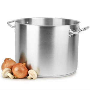 Stainless Steel Stockpot 24ltr