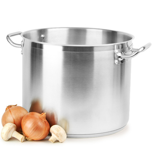 Stainless Steel Stockpot 20ltr