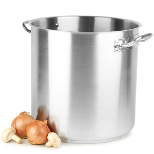 Stainless Steel Stockpot 36ltr