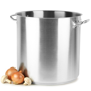 Stainless Steel Stockpot 50ltr