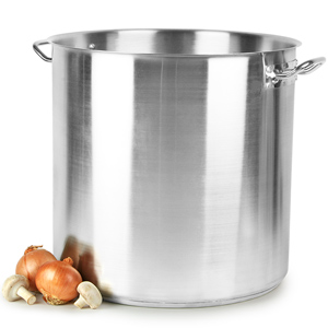 Stainless Steel Stockpot 71ltr