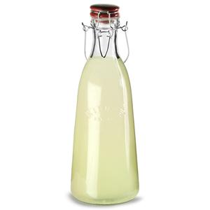 Kilner Vintage Clip Top Bottle 1ltr