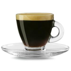 Entertain Espresso Cups & Saucers 2.8oz / 80ml