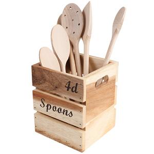 Baroque Utensil Box for Spoons