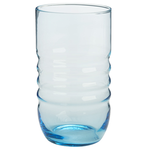 Spa Hiball Glasses Aqua 21.1oz / 600ml
