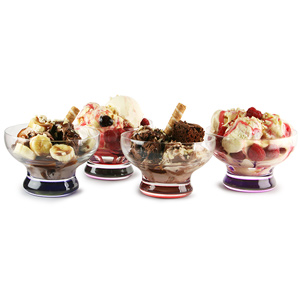 LSA Coro Berry Dessert Dishes 8.8oz / 250ml
