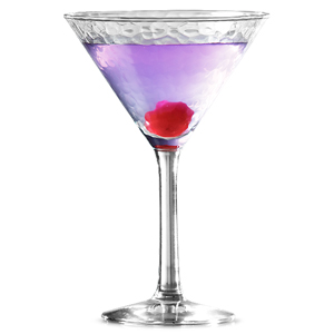 Glam Martini Glasses 8.25oz / 250ml