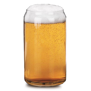 Beer Can Glasses 16oz / 470ml