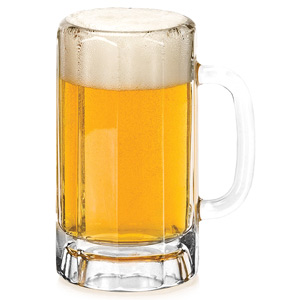 Paneled Beer Mugs 12oz / 355ml