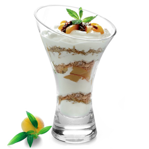 Jazzed Sundae Glasses 14.4oz / 410ml