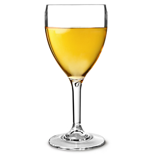 Elite Premium Polycarbonate Wine Glasses 11oz / 320ml