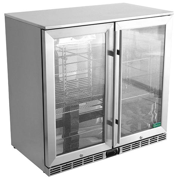 Outdoor Fridge Gl Door Choice Image Doors Design Ideas Mini Bar All Stainless Steel