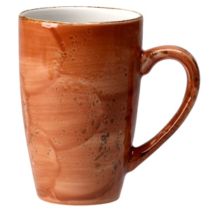 Steelite Craft Quench Mug Terracotta 10oz / 280ml