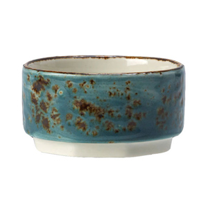"Steelite Craft Taster Dip Pot Blue 2.5"" / 6.5cm"