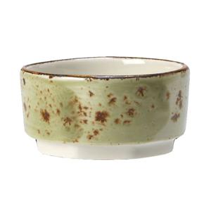 """Steelite Craft Taster Dip Pot Green 2.5"""" / 6.5cm"""