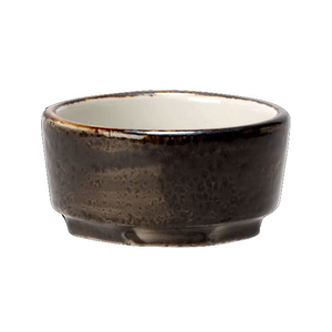 "Steelite Craft Taster Dip Pot Grey 2.5"" / 6.5cm"
