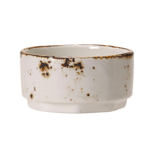 "Steelite Craft Taster Dip Pot White 2.5"" / 6.5cm"